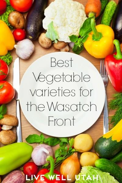 best vegetables to plant in utah
