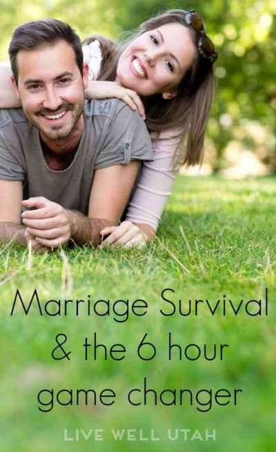 How 6 hours can change your marriage - LiveWellUtah.org