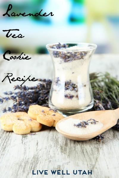 cookies recipe using lavender - LiveWellutah.org