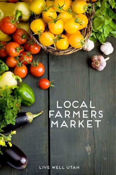 find local utah farmers market