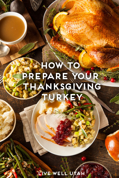 How to Prepare Your Thanksgiving Turkey
