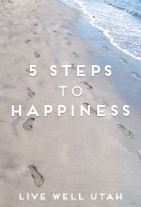 5 Steps to Happiness