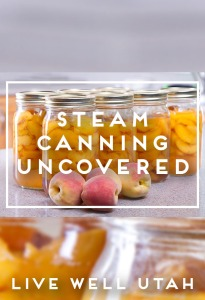 Steam Canning Uncovered Graphic