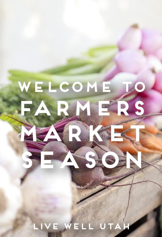 farmers market season